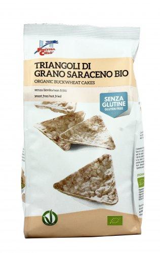 Triangoli di Grano Saraceno Bio - Senza Glutine