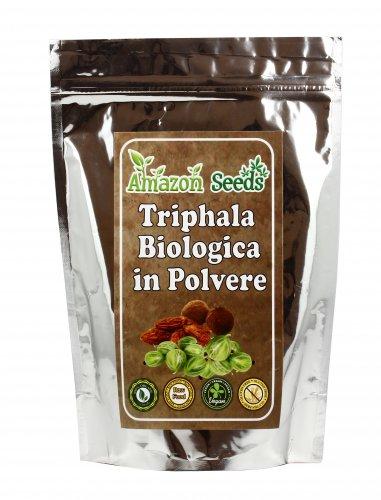 Triphala in Polvere Biologica