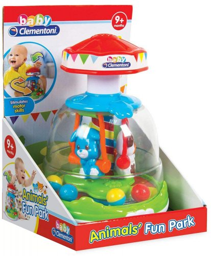 Trottola Parco Giochi - Baby Clementoni