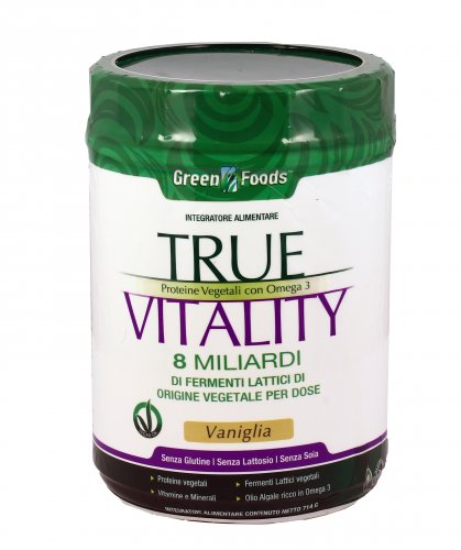 Proteine Vegetali True Vitality