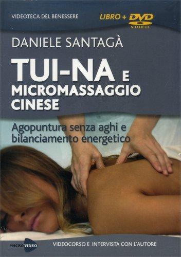 Tui-Na e Micromassaggio Cinese - DVD