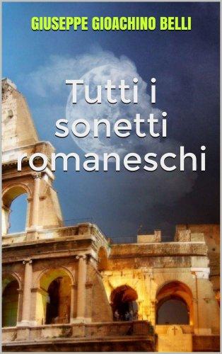 Tutti i Sonetti Romaneschi (eBook)