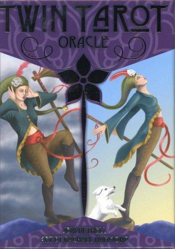 Twin Tarot Oracle - Cofanetto con Libro e Carte