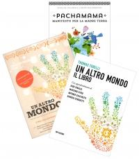 Un Altro Mondo - Libro con DVD + Pachamama DVD