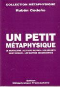 Un Petit Métaphysique