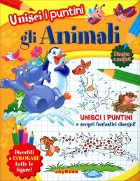 Unisci i Puntini - Gli Animali