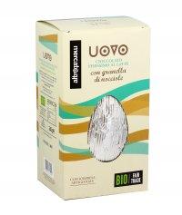 Uovo Cioccolato Finissimo al Latte con Granella di Nocciole