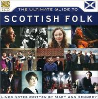 The Ultimate Guide to Scottish Folk (CD doppio)