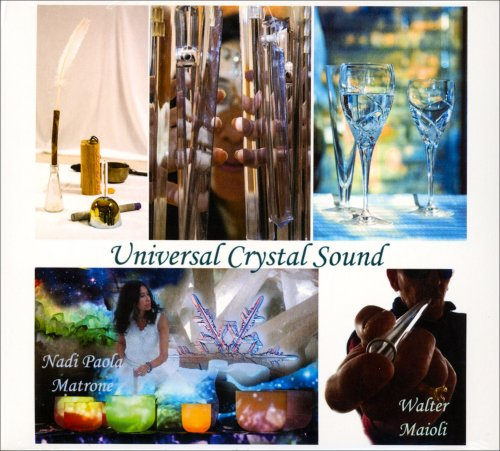 Universal Crystal Sound - 432 heartz