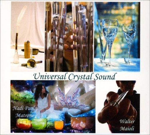 Universal Crystal Sound - 432 heartz