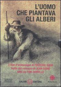 L'Uomo Che Piantava gli Alberi - Cofanetto con DVD e Libro