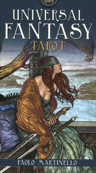 Tarot Universal Dali: Tarocchi Universali Fantasy