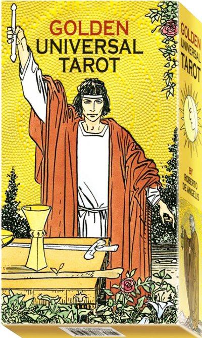 Tarot Universal Dali: Golden Universal Tarot