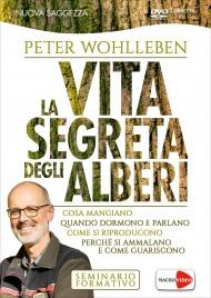 LA VITA SEGRETA DEGLI ALBERI - SEMINARIO FORMATIVO IN Cosa mangiano, quando dormono e parlano, come si riproducono, perché si ammalano e come guariscono di Peter Wohlleben