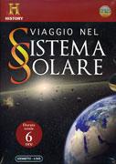 Viaggio nel Sistema Solare - Cofanetto 4 DVD