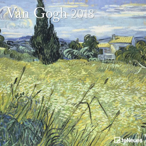 Calendario Van Gogh 2018
