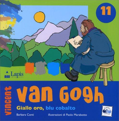 Vincent Van Gogh - Giallo Oro, Blu Cobalto