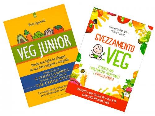 Svezzamento Veg + Veg Junior - Edizione Speciale