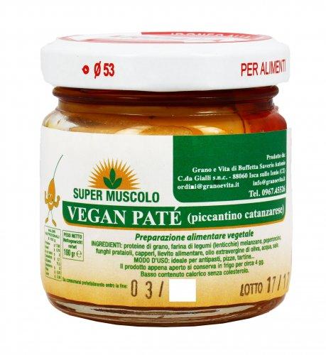 Patè Vegan Piccantino Catanzarese