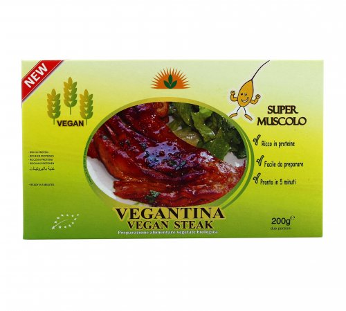 Vegantina - Vegan Steak