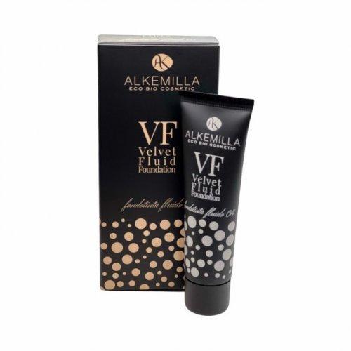 Velvet Fluid Foundation - Fondotinta Ultra Leggero
