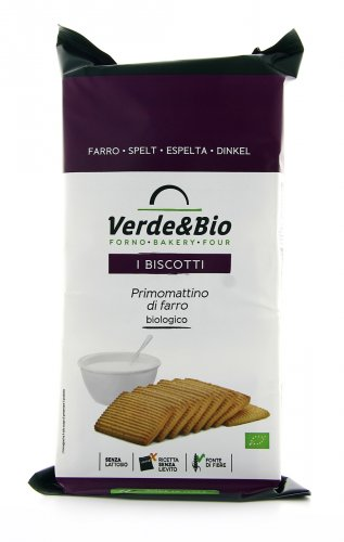 Primo Mattino - Biscotti di Farro Biologico