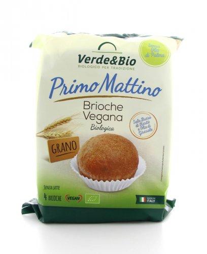 Brioche Vegana Biologica Primo Mattino