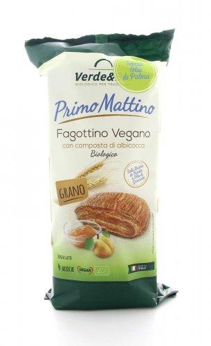 Fagottino Vegano con Composta di Albicocca Bio Primo Mattino
