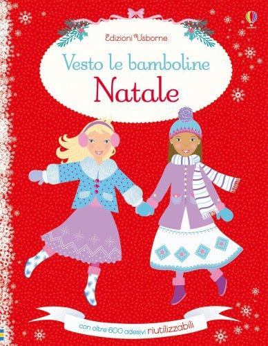 Vesto le Bamboline per Natale