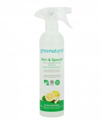 Detergente Bio per Vetri e Specchi