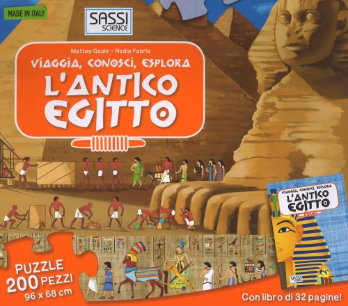 Viaggia, Conosci, Esplora - L'Antico Egitto