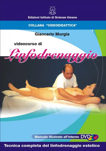 Videocorso di Linfodrenaggio - DVD