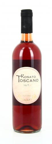 Vino Rosato Toscano I.G.T. Biologico
