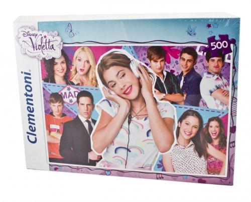 Puzzle Violetta - 500 Pezzi