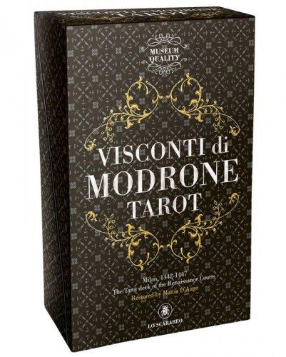 Tarocchi Visconti di Modrone - Trionfi Antichi