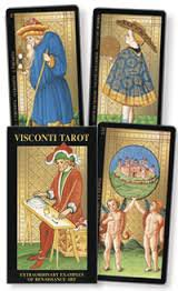 Visconti Sforza Tarot Deck