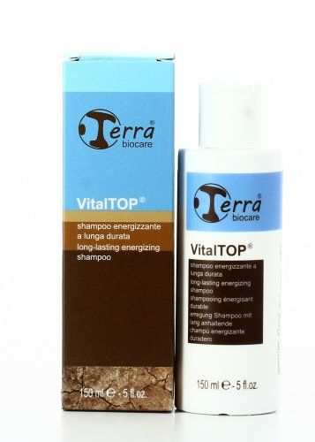 VitalTOP Shampoo - Terra Biocare