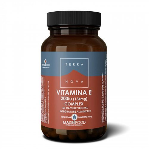 Vitamin E 200Iu Complex