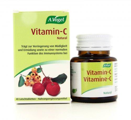 Vitamina-C 40 Compresse
