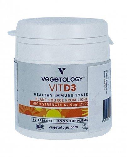 Vegan Vitamin D3 2500 Ui