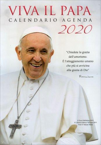 Viva il Papa - Calendario Agenda 2018