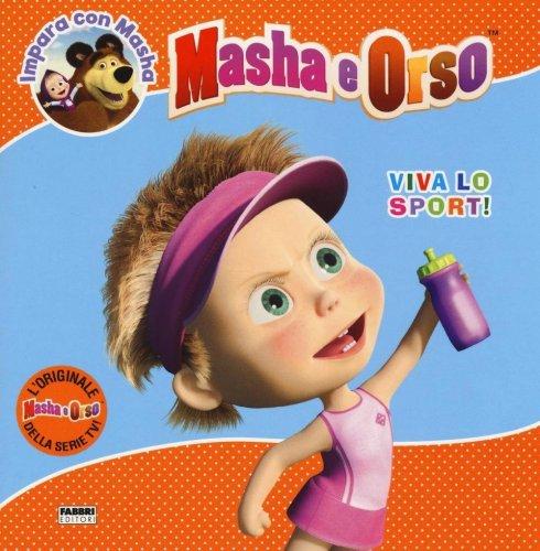 Masha e Orso - Viva lo Sport!