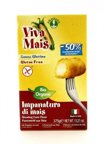 Viva Mais - Impanatura di Mais senza Glutine