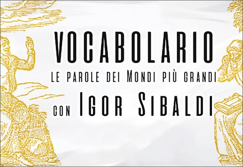 Vocabolario (Videocorso Digitale)