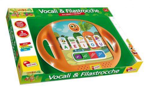 Vocali e Filastrocche