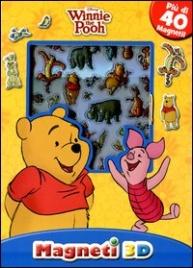 Winnie The Pooh - Magneti 3D