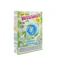 Wisseit Detergente Bucato in Polvere Biologico ed Ecologico 15 Lavaggi
