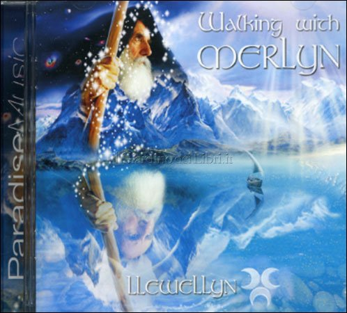 Walking with Merlyn CD