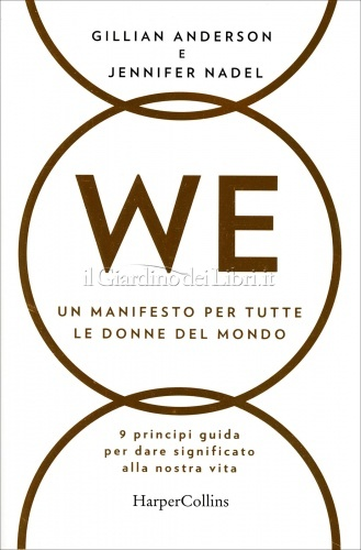WE - Un Manifesto per Tutte le Donne del Mondo