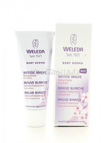 Baby Derma - Crema Protettiva alla Malva Bianca